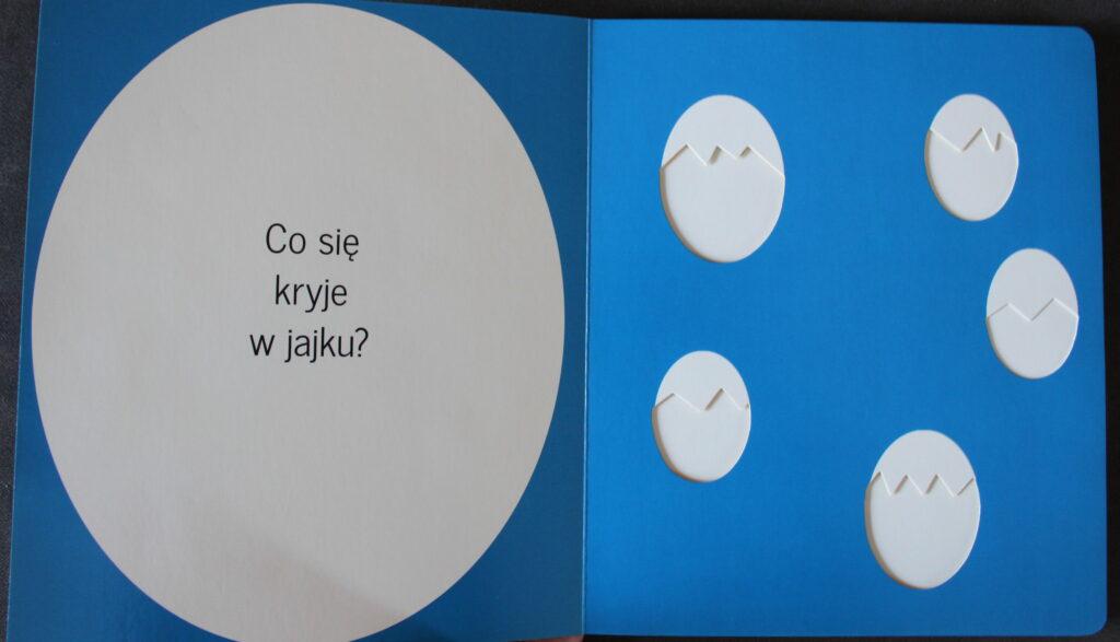 książki dla niemowlaków A co to