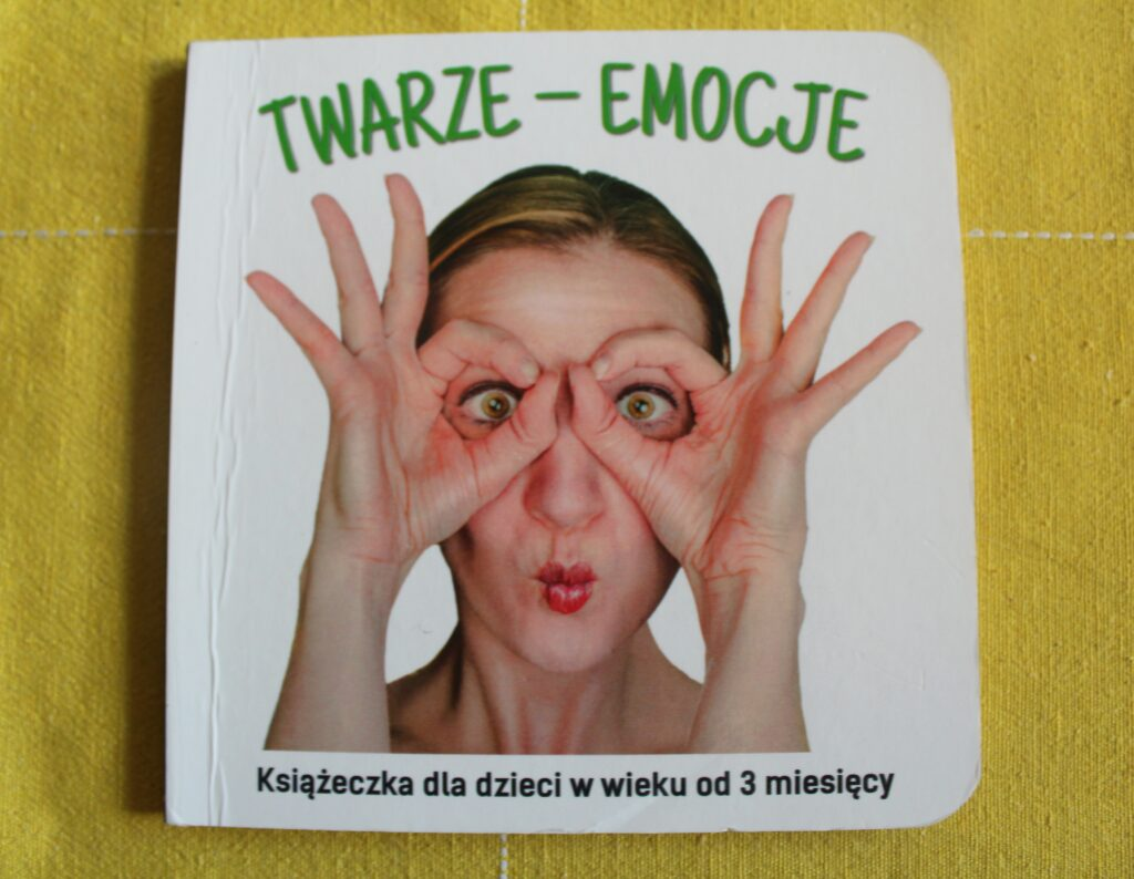 obrazkowe książki dla niemowlaków