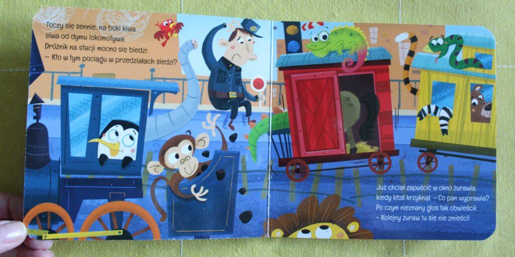 książki dla niemowlaków z wierszykami